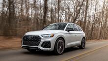 Prueba: Audi SQ5 2021, la alternativa para los que buscan una SUV pequeña con una pizca de deportividad
