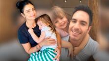 Aislinn Derbez no entiende que la juzguen por dejar a su hija con Mauricio Ochmann para irse de vacaciones