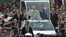 El Jeep Wrangler que usará el Papa en su visita a Estados Unidos