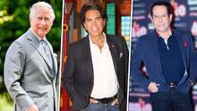 El príncipe Carlos, 'El Puma', Juan José Origel y otros famosos que ya fueron vacunados contra el covid