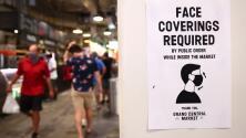 ¿Por qué los CDC recomiendan de nuevo el uso de mascarillas para vacunados en espacios cerrados?