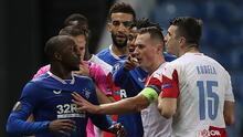Acusaciones de racismo rondan el Rangers-Slavia Praga