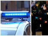 Policía dispara a una mujer señalada de apuñalar a su hijo en el cuello