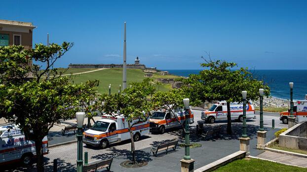 Se mantiene baja en pacientes en hospitales por covid-19 en Puerto Rico; se reporta un deceso más
