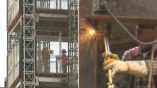 Controversia por iniciativa que busca eliminar la ley de andamios que protege a trabajadores de construcción