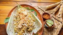 Para celebrar la Independencia de México: estos son los mejores lugares para comer elotes en Houston, según Yelp