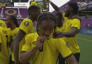Los goles con los que Jamaica derrota a Surinam en la Copa Oro