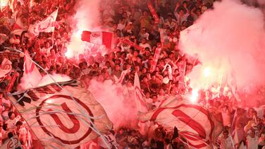 Por desordenes se suspendió el retorno del futbol peruano