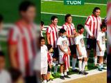 Matías Almeyda cumple su sueño de jugar con los colores de Chivas