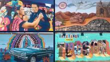 En el mes de la Herencia Hispana, visita los murales que embellecen a Tucson