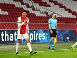 Edson Álvarez es incluido en el once ideal de la Jornada 6 de la Eredivisie