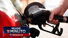 'Miami en un Minuto': precio de la gasolina en Florida podría aumentar con la llegada del huracán Irma