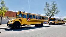 El Distrito Escolar Unificado de Peoria busca choferes para sus autobuses escolares