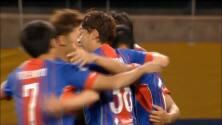 Yoshinori Muto, objetivo del Chelsea, marca a pares para Tokyo