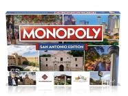 Juego de Monopolio crea edición de San Antonio: así lucen el Álamo, el River Walk, Hemisfair y el Market Square