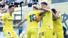El mexicano Emiliano García anota con el Villarreal en Champions Sub-19