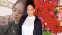 La protagonista de Te Acuerdas de Mí pasa San Valentín cual 'Cenicienta' (antes del príncipe)