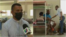 Ayuda de Impacto para este sacerdote que da albergue a decenas de migrantes haitianos