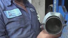 Reportan el robo de convertidores catalíticos en Round Rock