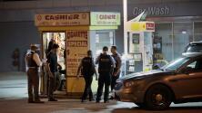 Investigan el robo de un vehículo del FBI en una gasolinera en el oeste de Chicago