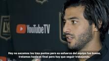 Carlos Vela vuelve al campo de juego con un gol para LAFC