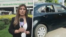 Reportera de El Gordo y La Flaca y su equipo en México fueron víctimas de robo al terminar la transmisión en vivo