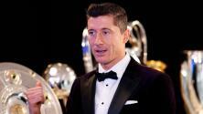 El Bayern fue el gran ganador en los Globe Soccer Awards