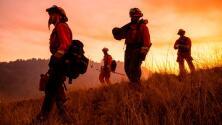 ¿Cómo se relacionan los incendios forestales en el oeste del país con el cambio climático?