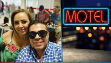 Jorge Medina presenta a su esposa en medio de una entrevista de radio en la que estaba hablando de sus 'deslices'