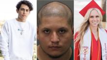 """""""Ataque al azar"""": revelan detalles sobre las muertes de dos jóvenes en un cine de Corona"""
