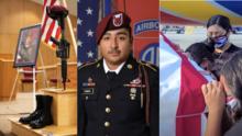 """""""Sentía que mi hijo, al estar en el ARMY, iba a estar protegido"""": madre de soldado decapitado"""
