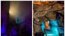 Esta cueva en el centro de Texas ofrece un 'recorrido embrujado' para Halloween