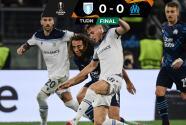 Resumen | Resultado que sabe a poco: Lazio empata con O. Marsella