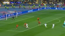 ¡El segundo del Madrid! Vinicius Jr puso el 2-0 tras gran pase de Modric