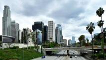 Evita contratiempos: así fluye el tráfico vehicular en Los Ángeles la mañana de este viernes