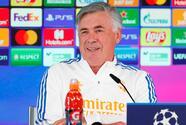 """Ancelotti: """"Si el plan era erróneo, nunca lo voy a admitir oficialmente"""""""