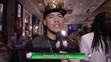 """Jessie Vargas: """"Esperaba que Bradley hubiese tenido más coraje"""""""