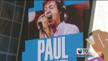 Paul McCartney protagoniza la apertura del Golden 1 Center