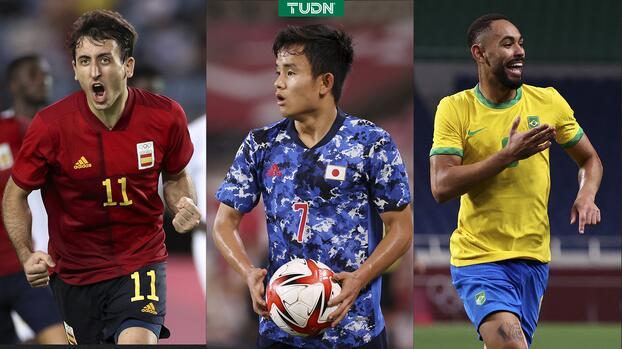 España, Japón y Brasil ya están en Semifinales