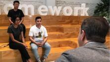 Dreamers deportados a México en 2018 esperan tener oportunidades bajo la administración de AMLO