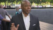 Eric Adams: fue agente de la policía durante los atentados y ahora aspira a convertirse en el próximo alcalde de NY