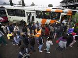 Más de 375,000 personas han sido afectadas tras el accidente del metro en Ciudad de México