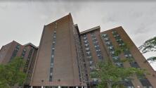 Joven suicida se tiró de un edificio y al caer mató a un hombre que se encontraba en el lugar