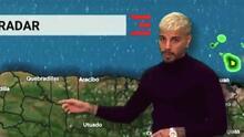 De cantante a 'chico del weather': así sorprendió a sus fans Rauw Alejandro