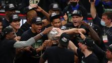¡Listas las NBA Finals! Bucks y Suns chocarán por el título