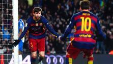 """Desde España afirman que hay """"un divorcio total"""" entre Gerard Piqué y Lionel Messi"""