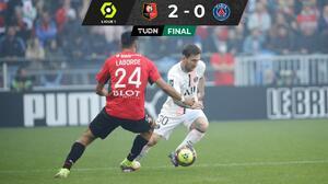 ¡No jala! Rennes da la campanada ante la 'MNM' del PSG