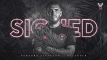 Oficial: Ventura Alvarado cambia la Liga MX por la MLS