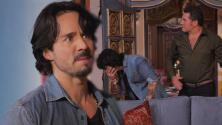 Rafael fue golpeado por Octavio al defender con uñas y dientes a Fernanda