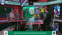 """¿Qué gana el Tri al jugar vs Ecuador? 'Ruso': """"Importante para los jóvenes"""""""